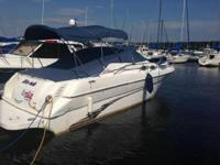 1998 Sea Ray Sundancer Please call owner Carolyn at .