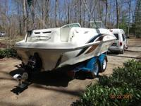1998 Sea Ray Sundeck Please call owner Regina at . Boat