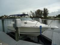 This boat is in outstanding shape for a 1998. The cabin