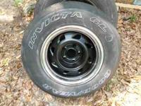 Willing to trade fro solid s10 steel rims/wheels 2