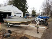 I'm selling my 1998 Starcraft 16 foot boat and trailer