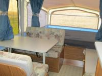 1998 Starcraft Pop-Up Camper. Good Condition with all