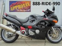1998 Suzuki Katana 750 Sport Bike for sale only $999!!