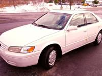 1998 Toyota Camry Sedan LE, Automatic, 110,100K low,