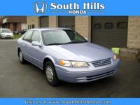 Options Included: N/ACongratulations! This 1998 Toyota