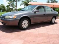 Options Included: N/A1998 Toyota Camry LE, 2 owner