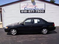 *** WARRANTY AVAILABLE *** this COROLLA is trusted AND