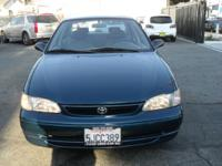 Options Included: N/A****Salvage Title**** 98 Toyota