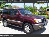 1998 Toyota Land Cruiser. Our Location is: Land Rover