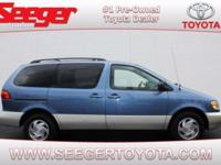 Exterior Color: Denim Blue Mica Engine: 3L V6 Interior