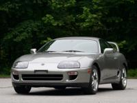 1998 Toyota Supra 3.0L Twin Turbo Automatic 34K Miles