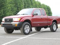 Truck is equipped with the SR5 package, the 2.7L 4
