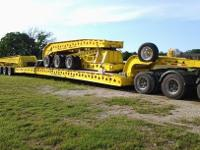 1998 Trail King Lowboy For Sale in Canton, Texas 75103