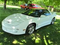 1998 TRANS AM , Never driven in Winter , Original
