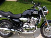 1998 TRIUMPH THUNDERBIRD 900 WITH ONLY 553 MILES ON