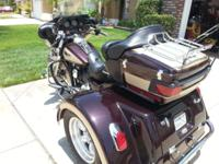Ultra Classic excellent condition-loaded with