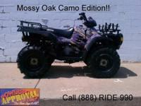 1998 Used Polaris Sportsman - Used Polaris ATV Magnum
