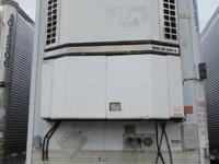 Up for sale is a 1998 Utility Reefer Trailer. The