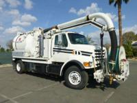 Vac-Con Model V350THA Combination Sewer Cleaning Body