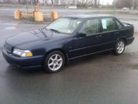 Options Included: N/A1998 VOLVO S70 GLT .LIKE NEW.COMES