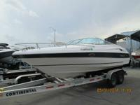 1998 Wellcraft Eclipse 2400SC 1998 Wellcraft Cuddy This