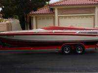 1998 WELLCRAFT SCARAB EXCEL -NEVER SALT WATER100 %