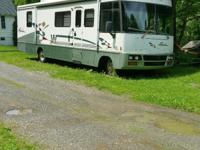 1998 Winnebago with only 51,363 miles on it excellent