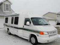 For sale is a 1998 Winnebago Rialta 22 foot course b