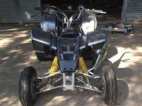 1998 Yamaha Blaster with Vito's 240 big bore kit. This