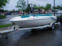 1998 Yamaha Exciter SE 135hp Comes with trailer. Runs