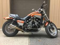 1998 Yamaha V MAX ORIGINAL MUSCLE BIKE OWN THIS CULT