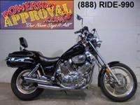 1998 Yamaha Virago 1100 motorcycle for sale only