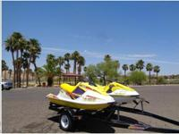 1998 Yamaha Wave Blaster and Runner Located in Las