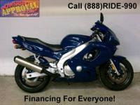 1998 Yamaha YZF600R - Sport Bike for only $2,999.00!
