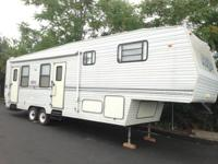 I have for sale a 1998 Aljo 33' 5th wheel trailer 2