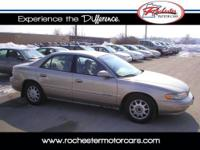 1998 Buick Century has 125,369 miles and was a 1 owner