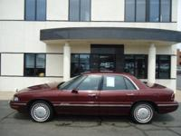 Options Included: N/ANOTHING LIKE A LESABRE! AUTO, FWD,