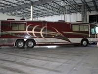 Length: 45 feet Year: 1998 Make: Country Coach Model: