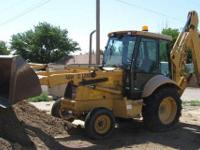1998 Ford 675E Backhoe. 1998 Ford 675E Backhoe model in