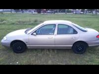 1998 Ford Contour, runs excellent, good tires, a/c,