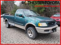 Exterior Color: green/gold, Body: 2dr XLT 4WD Standard