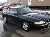 1998 Ford Mustang Coupe, 107,186 Address: 6201 N