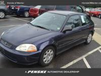 ======: This 1998 HONDA CIVIC is sold AS IS only. We
