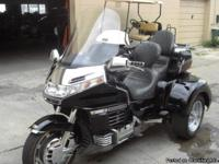 1998 HONDA GOLD WING TRI WING TRIKE CONVERSION     FOR
