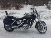 Motorcycles Adventure 6316 PSN . 1998 Honda Shadow Aero