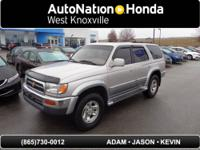 1998 Toyota 4Runner Our Location is: AutoNation Honda