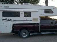 Type of RV: Truck Camper Year: 1999 Make: Lance Model: