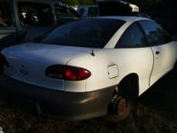 Selling partially JUST:. 1. 1999 Chevy Cavalier White.