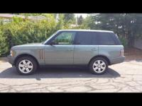 Selling for Parts 2003 Land Rover Range Rover HSE for