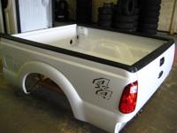 New take Off Ford 6.5' bed OEM Oxford White These were
